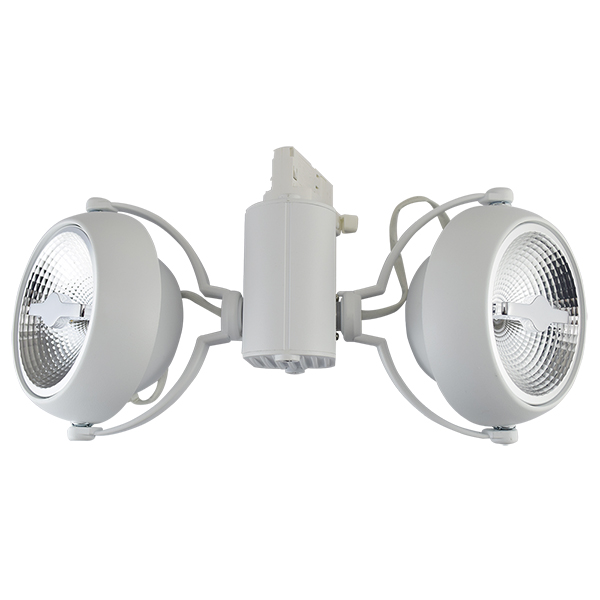 Anti-glare 2/3/4 wires 12v track lighting